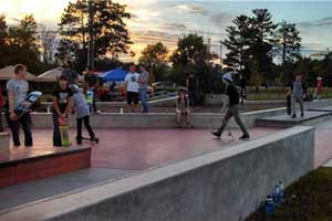 Marquette Launches Crowdfunding Campaign for Awesome Skatepark