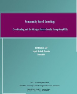 Community Based Investing